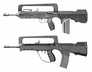 9 of the Best Military Rifles Around the World