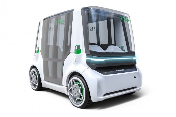 The Future of Urban Mobility Unveiled at CES 2019