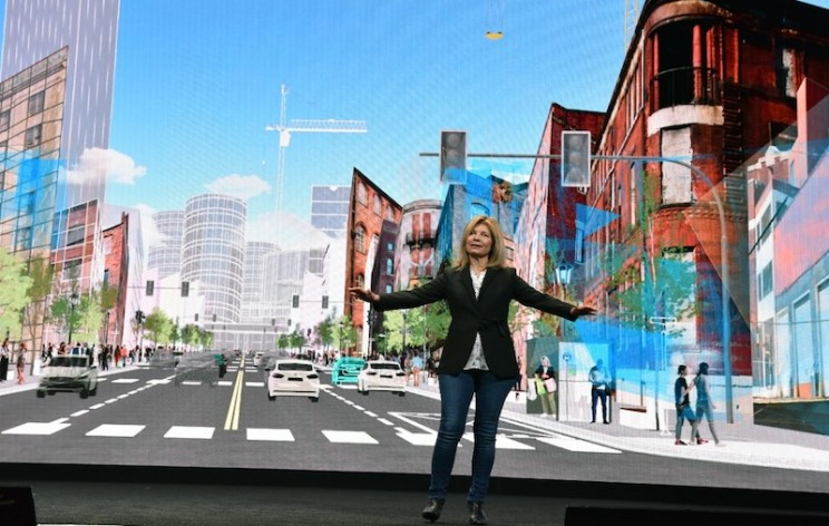 Ford's Smart City Will Connect Everything to Create a Technological Utopia