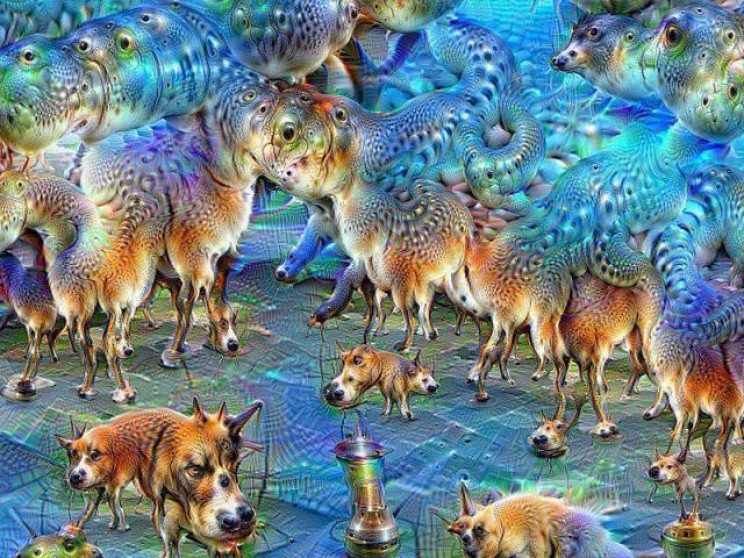 AI Art DeepDream