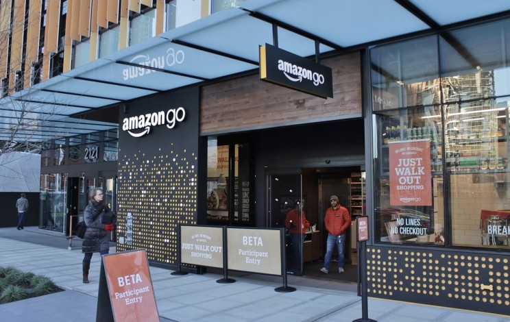 Amazon Go, a Grocery Store with no Checkout Lines, Set to Open Monday