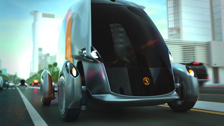 Continental Automotive Uses Biomimicry To Create the Car of the Future