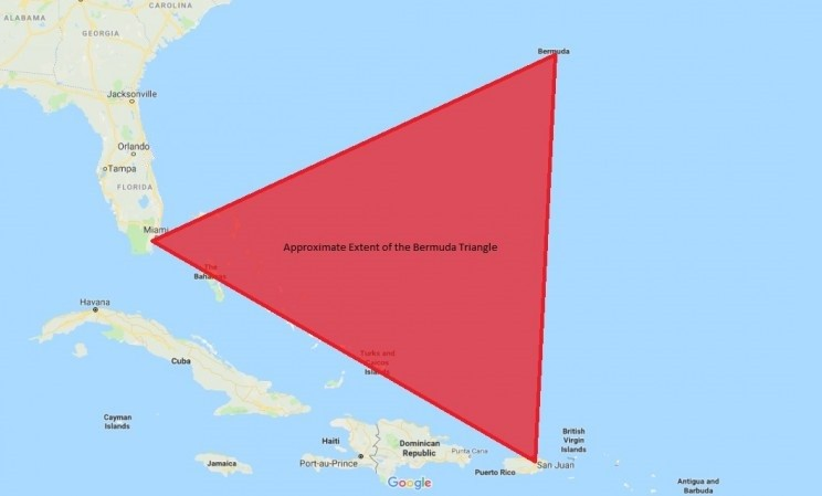 Is the Bermuda Triangle All Its Cracked up to Be?