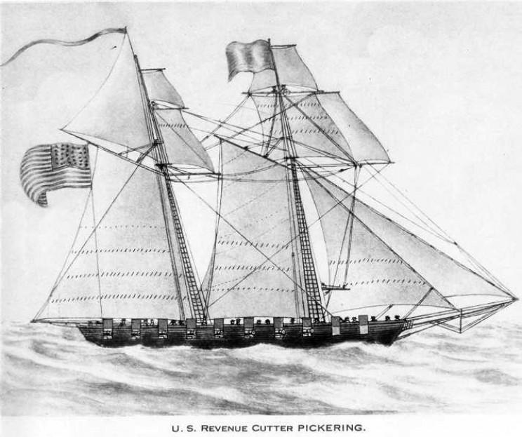 Bermuda Triangle USS Pickering