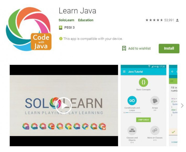 Best Android Apps for Engineers Java