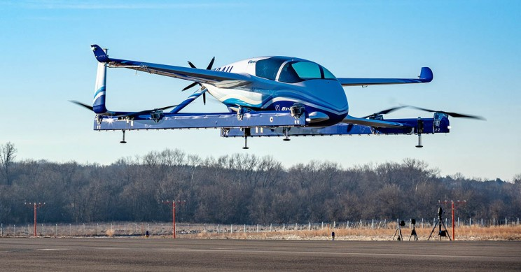 Boeing's Self-Flying Air Taxi Completes First Test Flight