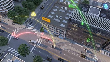 Continental Showcases Plan for Interconnected Transportation System for Cities