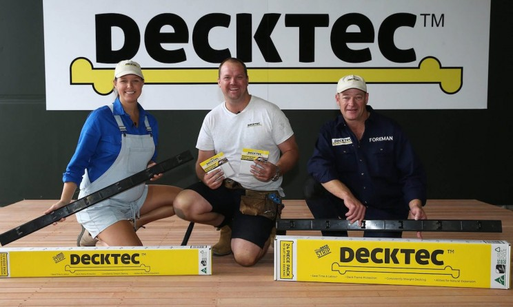 Decktec Will Help You Build The Perfect Deck