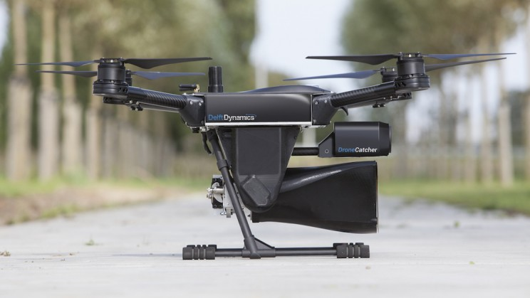 Drone Hunters: 9 of the Most Effective Anti-Drone
