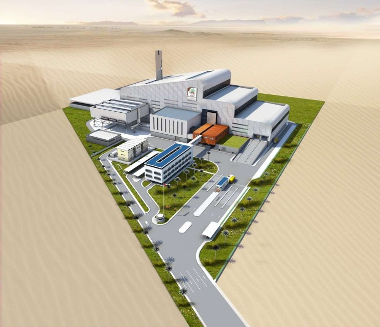 Dubai Announces Plans to Build the Largest Waste-to-Energy Plant in the World