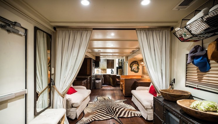 9 Stunning Luxury Recreational Vehicles That Rival Most Homes