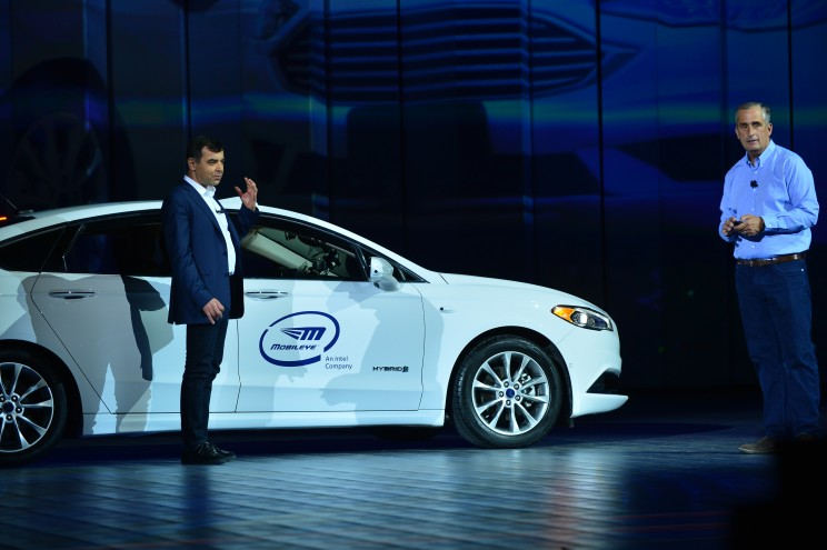 Big Bets On Autonomous Vehicles: Intel Will Use 2 Million Cars to Map the World's Roads