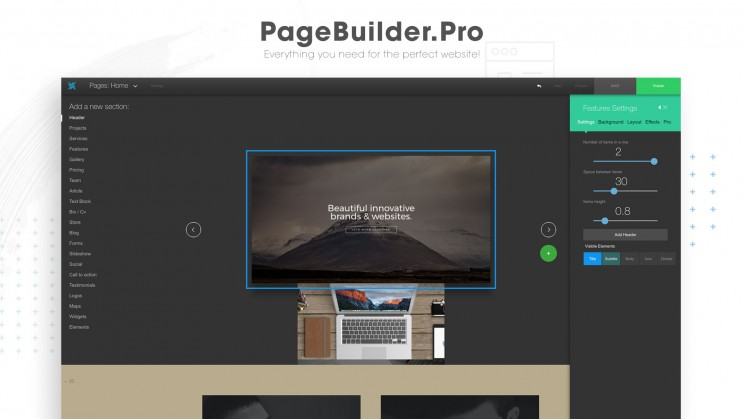 Build Professional Websites Without a Single Line of Code with Page Builder Pro