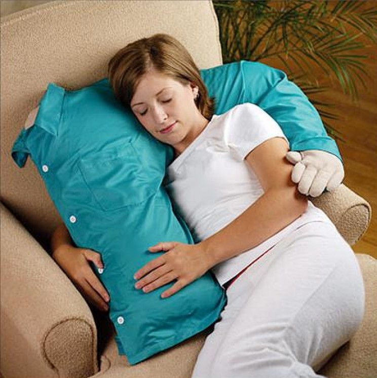 Inventions You've Not Likely Heard About pillow