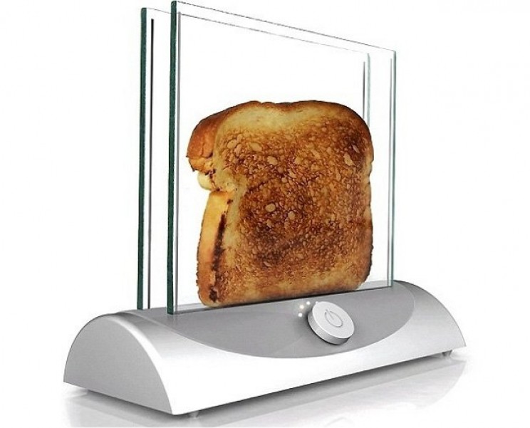 Inventions You've Not Likely Heard About toaster