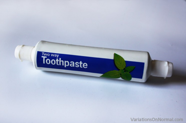 Inventions You've Not Likely Heard About toothpaste