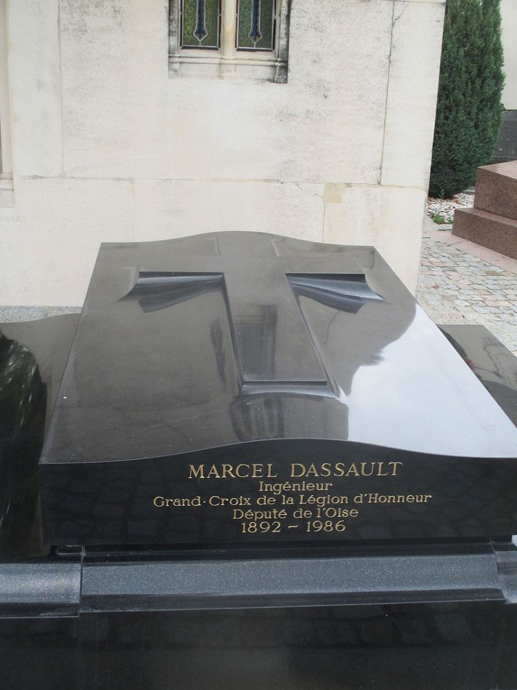 Marcel Dassault: Founder of Dassault Aviation and Father of the Mirage