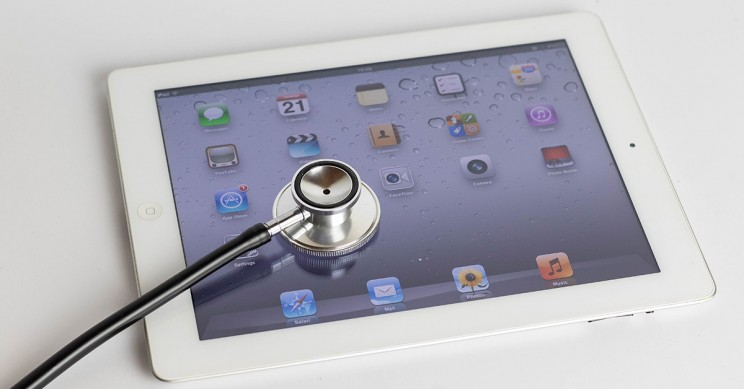 Doctors With iPad