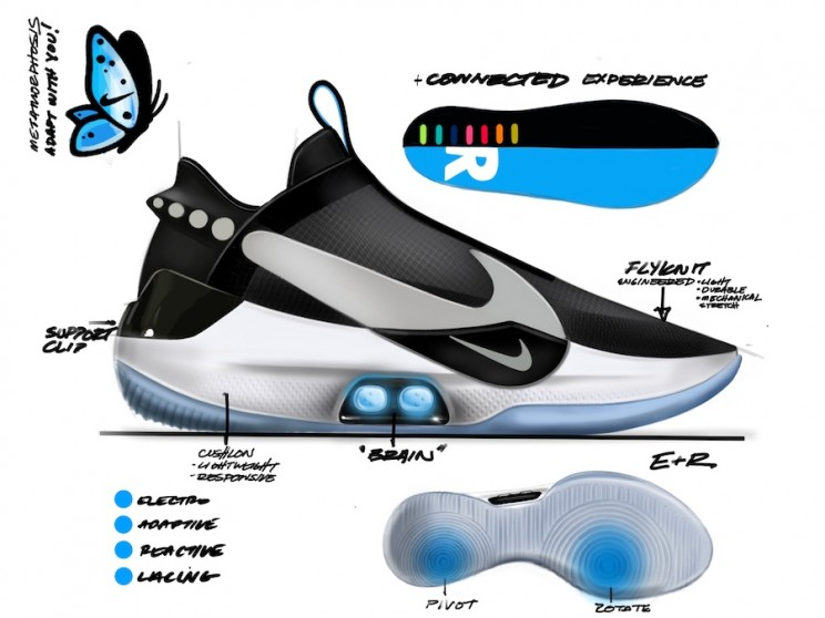bcbf4ebc011 The Future Is Back: Check out Nike's Next Self-Lacing Shoe, the Adapt BB