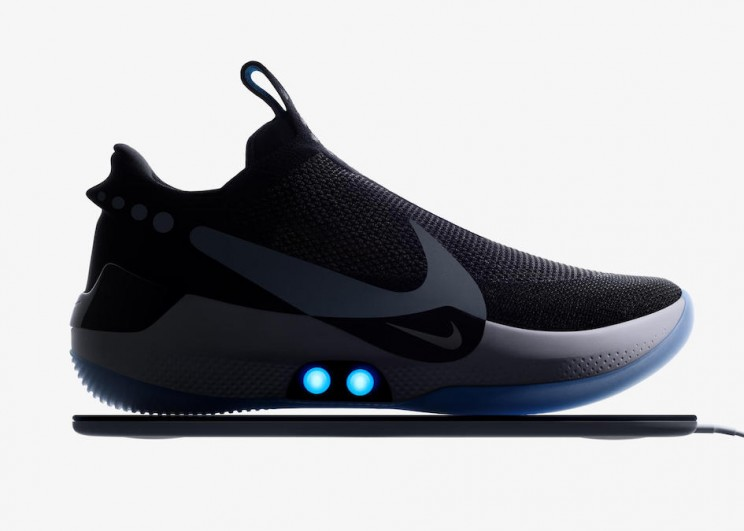 The Future Is Back: Check out Nike's Next Self-Lacing Shoe, the Adapt BB