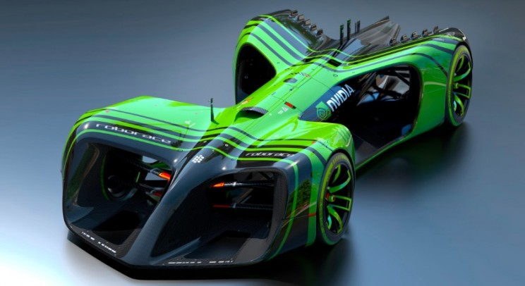 "Autonomous Electric Racing ""RoboCar"" Gets a Serious Upgrade, But Still No Race Date"