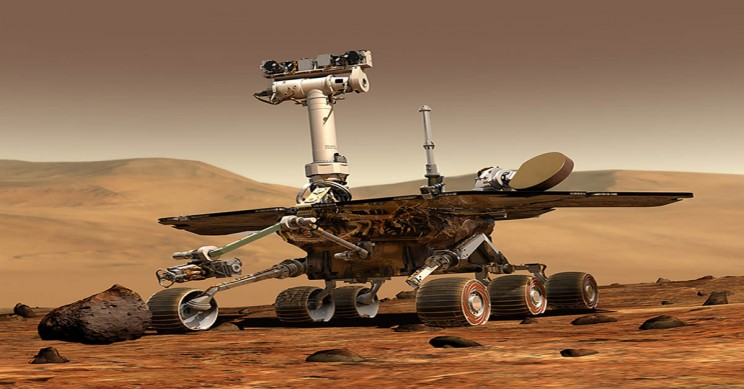 NASA Making Last Ditch Attempt to Wake Opportunity Rover on Mars