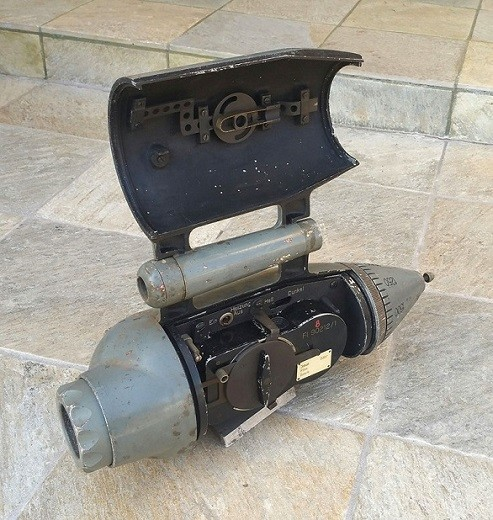 WWII Fighter Plane Gun Camera Pops Up on eBay for $7,000