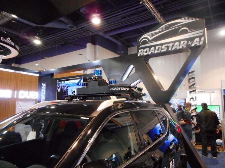 Roadstar.ai Introduces Precision into the Autonomous Vehicle Market