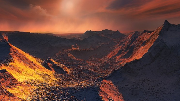 Earth's Closest Exoplanet Neighbor Could Potentially Support Alien Life