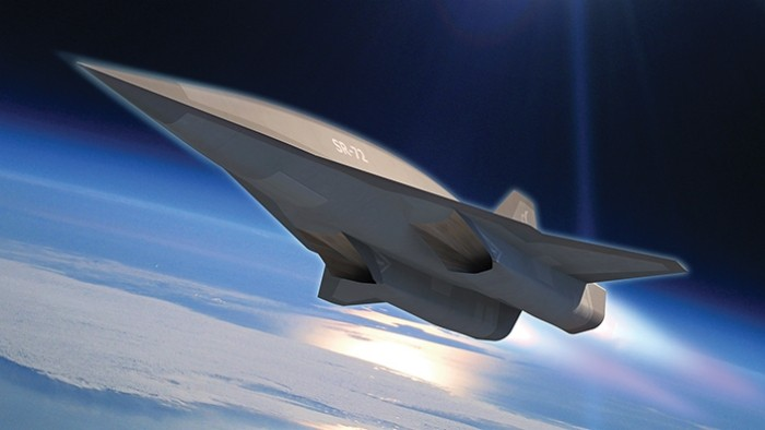 People Think This Google Earth Image Shows US Air Force's Top Secret Spy Plane