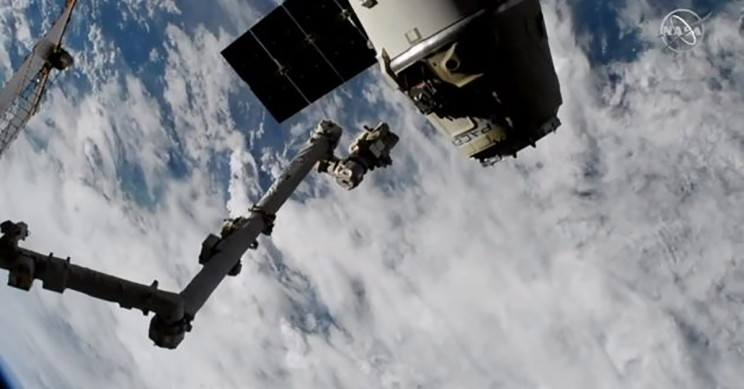 SpaceX Dragon Capsule Successfully Returns to Earth