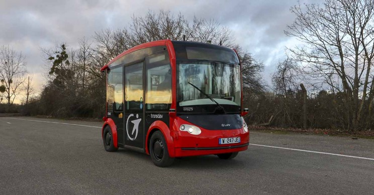Torc and TransDev Building Out Autonomous Vehicle Networks Worldwide