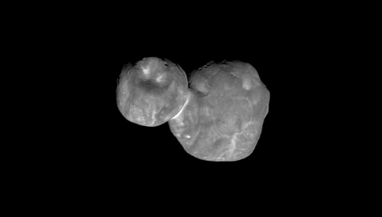 New Horizon's Newest Image of Ultima Thule Reveals New Mysteries