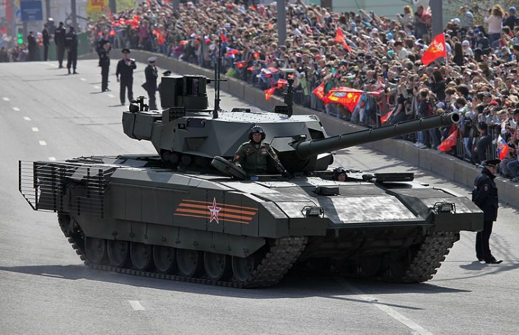 best tanks Armata