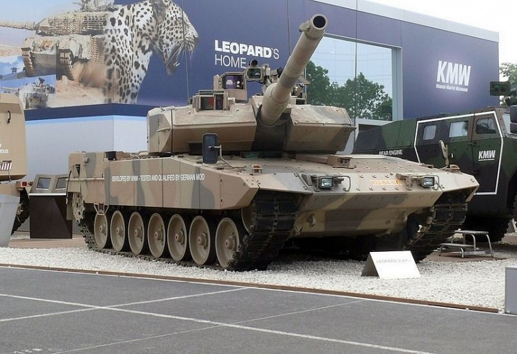 best tanks Leopard 2