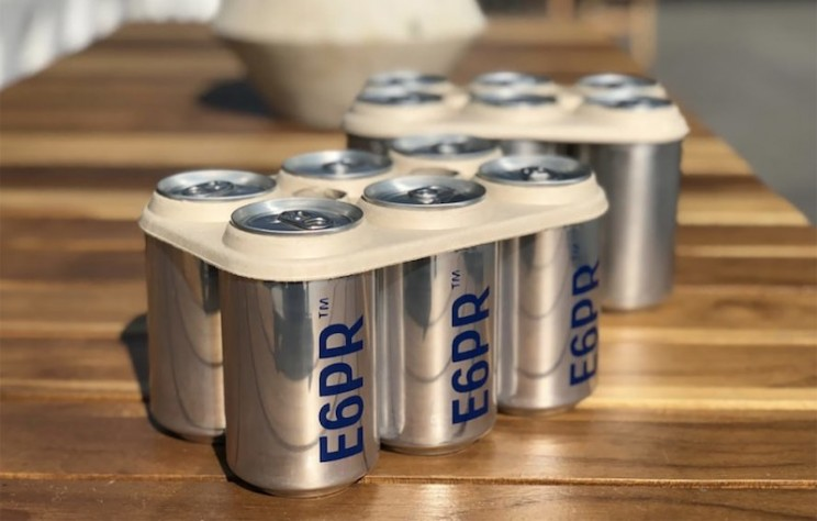 These Biodegradable Six-Pack Rings Could Help Decrease Plastic Pollution