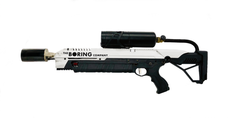 Elon Musk Sells All 20K Flamethrowers, Raises $10 Million for the Boring Company