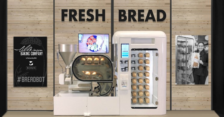 Bread Making Robot Might Put Bakers out of Business