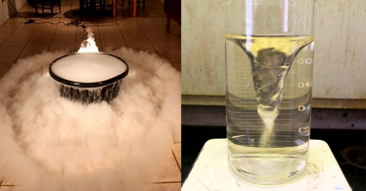 19 Cool Chemical Reactions that Prove Science is Fascinating