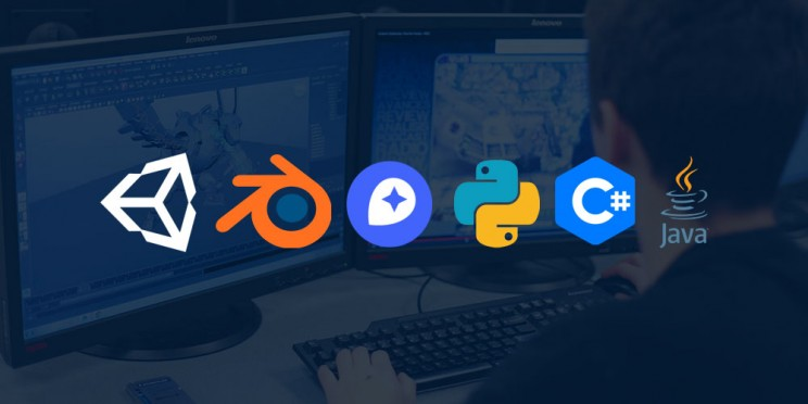 Learn to Use the Latest Game Design Software with This Hands-on Training