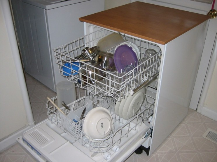 Dishwasher Invented by Josephine Cochrane