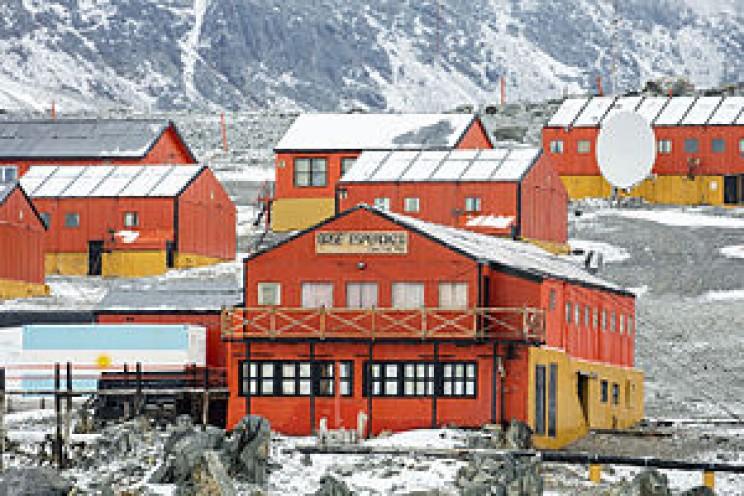 facts about Antarctica Emilio Palma