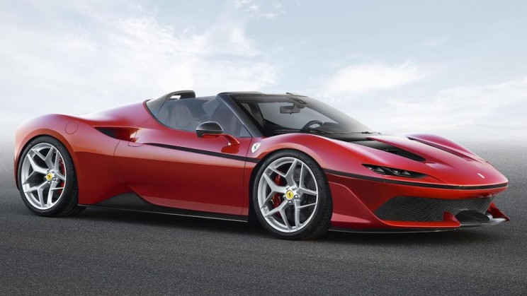 Ferrari Wants to Make an Electric Supercar to Compete With Tesla