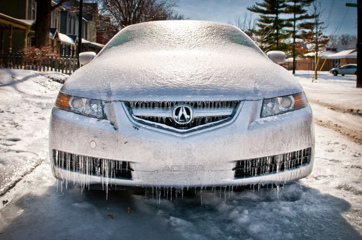 How To Get Your Car Running in Extremely Low Temperature Weather