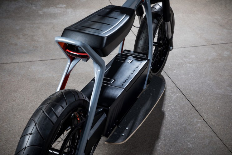 Harley- Davidson Unveils Its New Electric Bikes