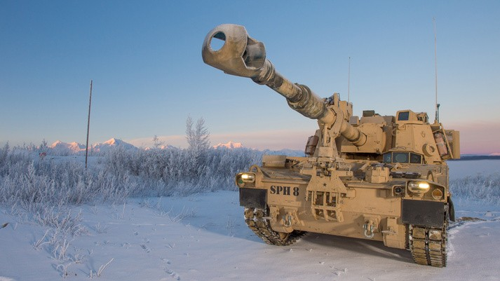 US Army Is Developing a New Cannon with a 70-Kilometer Target Range