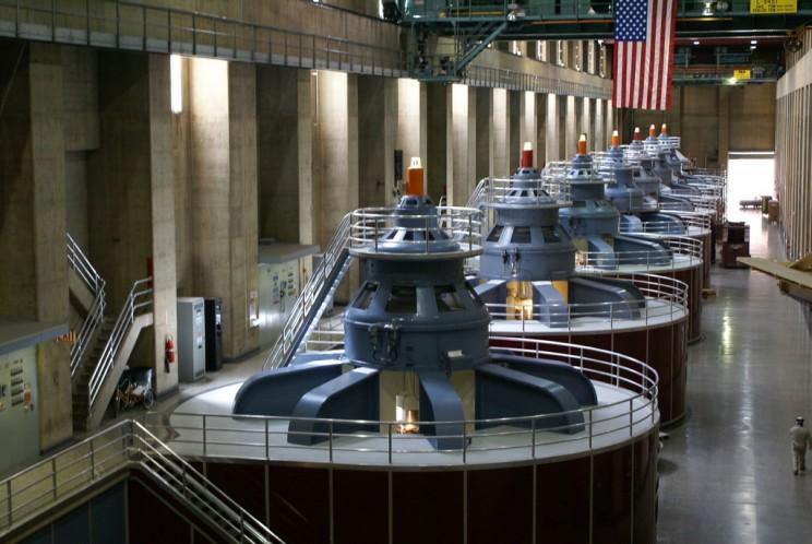 Hydro-Electric Generators