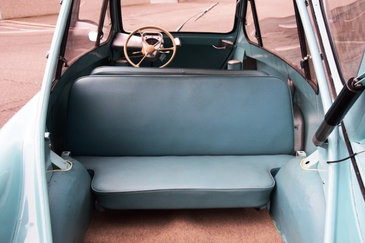 This Two-Faced German Microcar from 1958 Is on Sale in Perfect Condition