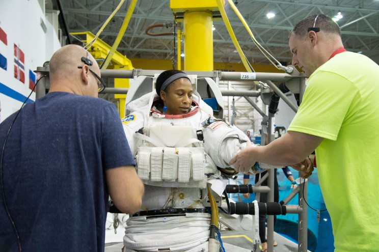 The Astronaut Set to be the First African American ISS Crew Member Won't Fly This Year