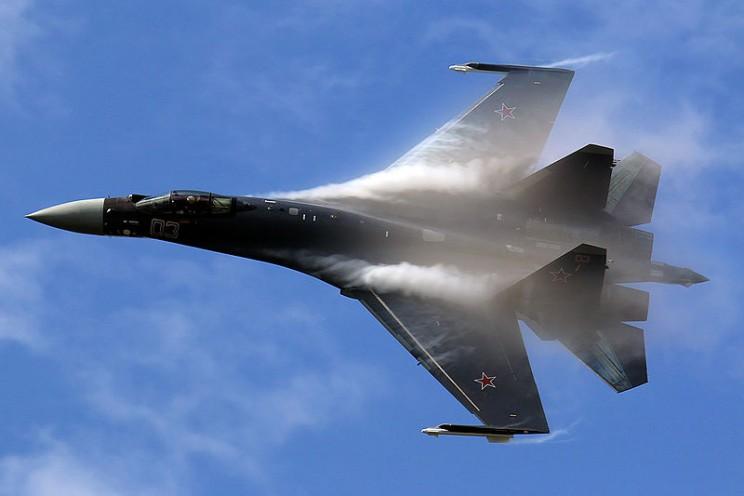 Fighter Jets Su-35